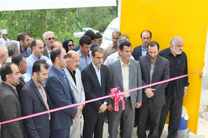 بهره برداری از طرح های شهرداری و چند طرح عمرانی در لاهیجان