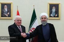 روحانی: خواهان عراق واحد هستیم
