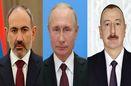 گفتگوی تلفنی پوتین با علیاف و پاشینیان درباره قرهباغ کوهستانی