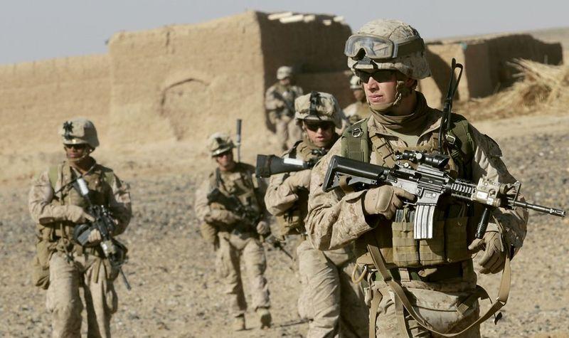 کشته شدن دو عضو ارتش آمریکا در افغانستان