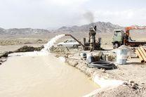 حفر شش حلقه چاه جدید برای تامین آب 20 روستای هرمزگان
