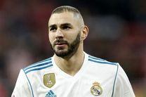 انتقاد بنزما از رئیس فدراسیون فوتبال فرانسه