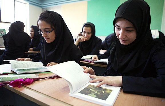 """آگاهی به دخترانِ نوجوان درباره """"ازدواج"""" برای اولین بار در سیستم آموزشی/دختران نباید خامِ هرگونه درخواست های دوستی شوند"""