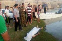 یک جوان اندیمشکی در رودخانه دز غرق شد