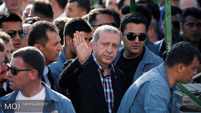 ترکیه مدارک مربوط به «گولن» را به آمریکا فرستاد