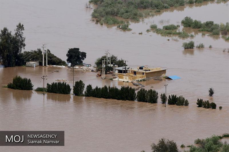 بزرگترین محموله کمکی ستاد اجرایی فرمان امام برای سیل زدگان خوزستان ارسال شد