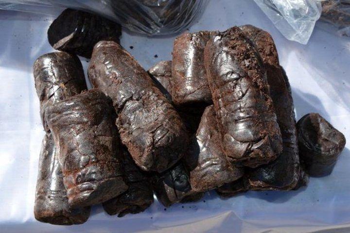 225 گرم تریاک از داخل معده یک نفر در کرمانشاه کشف شد