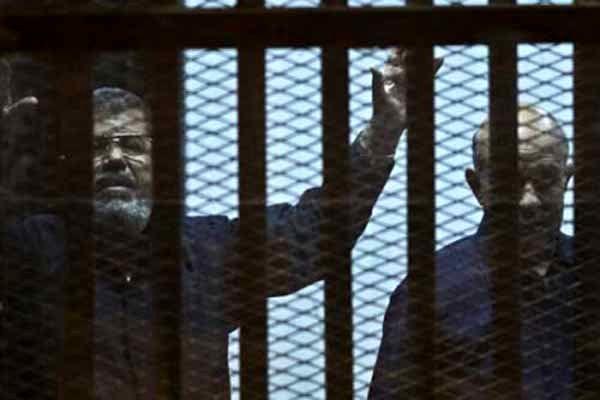 دادگاه «مرسی» به ۲۲ سپتامبر موکول شد