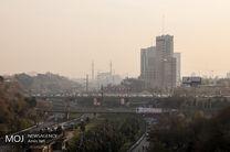 وضعیت ناسالم هوای پایتخت برای گروههای حساس