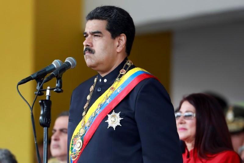نامه مادورو به اوپک