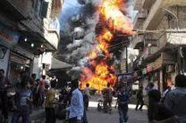 انفجار خودروی بمبگذاری شده در نزدیکی مقر النصره در حومه حلب