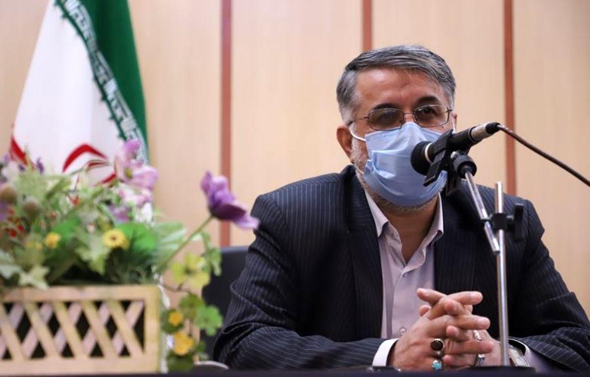 حضور رئیس کل دادگستری استان یزد در برنامه تلویزیونی ماه مهربانی