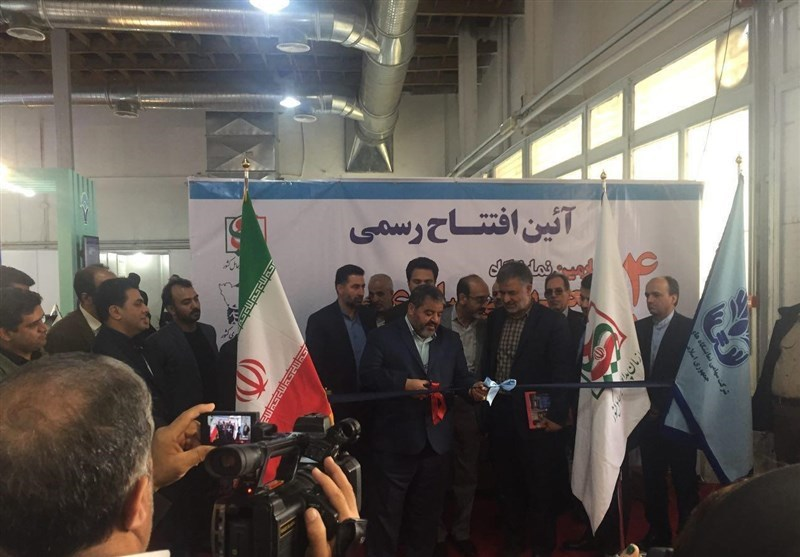 """نمایشگاه """"پدافند سایبری"""" افتتاح شد"""