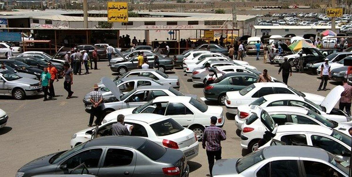 قیمت خودرو امروز ۱۳ خرداد ۱۴۰۰/ قیمت پراید اعلام شد