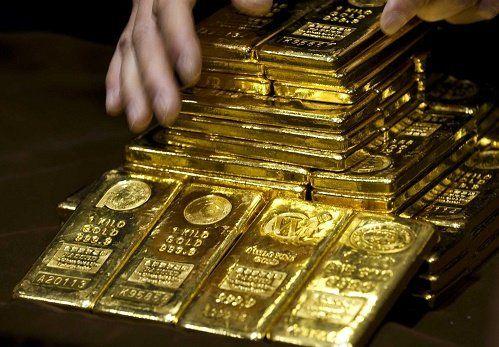 قیمت طلا به ۱۲۶۸ دلار رسید