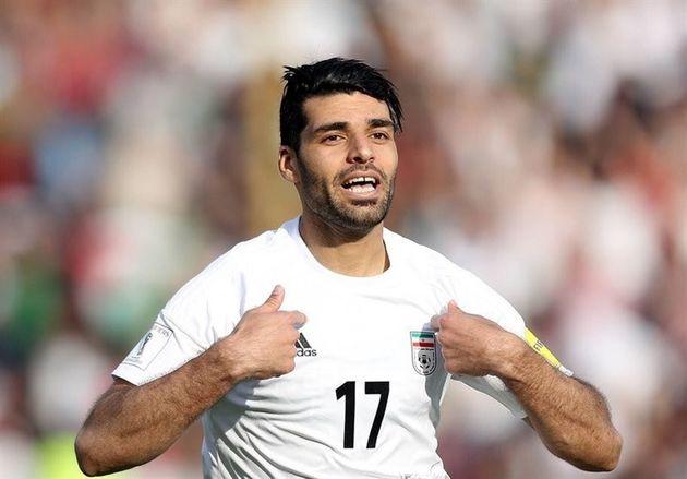 کاملا با شرایط موجود در قطر و الغرافه کنار آمدهام/ ایران بهترین تیم آسیا است