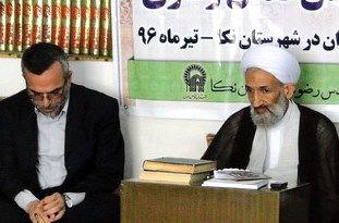 هیچ موقوفهای به نام علیبنموسیالرضا(ع) در مازندران ثبت نشد