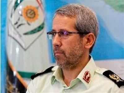اجرای طرح بزرگ شناسایی و دستگیری اراذل و اوباش شاخص در اصفهان