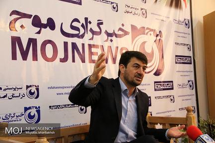 بازدید مدیرکل کمیته امداد استان اصفهان از خبرگزاری موج