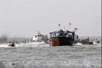 کشف 112 هزار لیتر سوخت قاچاق در آبهای خلیج فارس