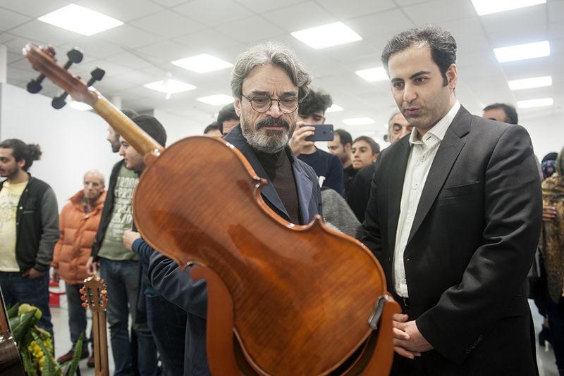 سازخانه با حضور حسین علیزاده و علیاکبر شکارچی به پایان رسید