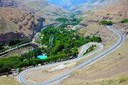 ترافیک سنگین در جاده چالوس و آزاد راه کرج تهران