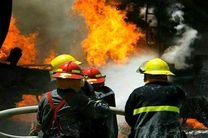 آتش سوزی در بیمارستان هند و مرگ ۱۸ بیمار کرونایی