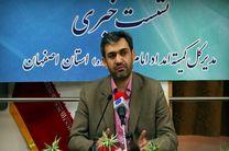 برپایی بیش از چهار هزار پایگاه کمیته امداد در هفته نیکوکاری در استان اصفهان