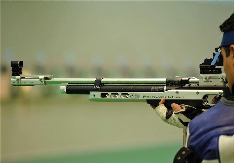 معرفی نفرات برتر مسابقات تیراندازی با تفنگ بادی در بندرترکمن