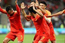 نتیجه بازی چین و فیلیپین/ صعود چین به مرحله یک هشتم نهایی جام ملت ها