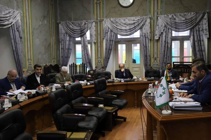 کلیات بودجه سال آتی شهرداری رشت بررسی شد