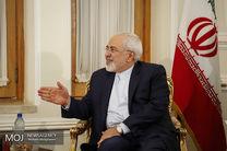 ظریف با وزیر امور خارجه ارمنستان دیدار و گفت و گو کرد