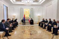 تاکید رییسی بر ضرورت افزایش سطح کنونی مناسبات اقتصادی ایران و ارمنستان
