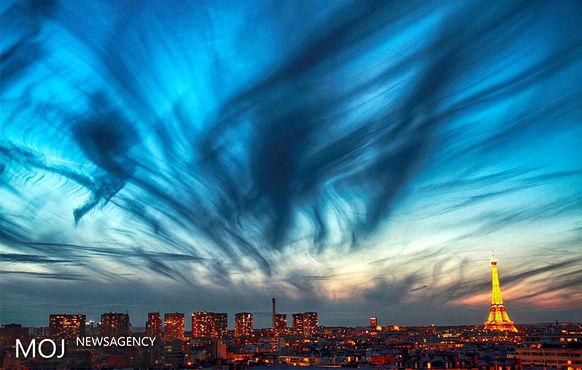 تغییرات آبوهوایی موجب بالاتر رفتن ابرها در آسمان شده است