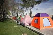 نصب چادر در پارکها و تفرجگاههای سطح شهر همدان ممنوع است