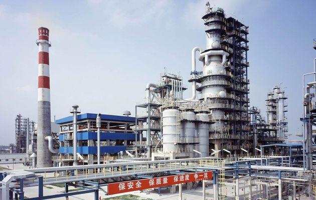 واردات نفت چین از ایران به رکورد 874 هزار بشکه در روز رسیده است