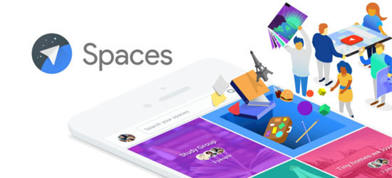 گوگل سرویس Spaces را تعطیل میکند