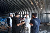 24 موکب در منطقه مرزی مهران آماده پذیرایی از زائرین هستند