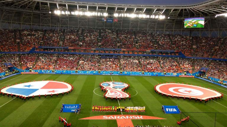 نتیجه بازی پاناما و تونس در نیمه اول