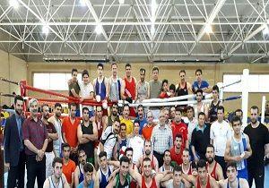 برگزاری اردوی آموزشی بوکس زیر نظر مربی کوبایی در کرمانشاه