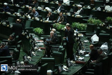 تقدیم لایحه بودجه سال ۹۹ به مجلس توسط رییس جمهوری