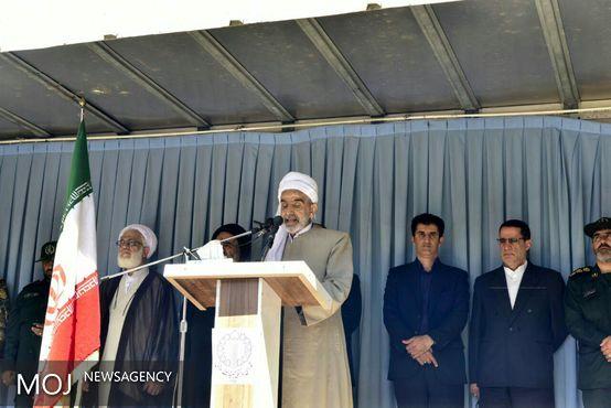 قدس مرکز وحی، تمدن، اسلامیت و مرکز ارسال هزاران پیامبر است