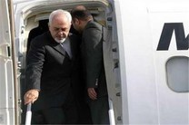 ظریف وارد پایتخت تاجیکستان شد