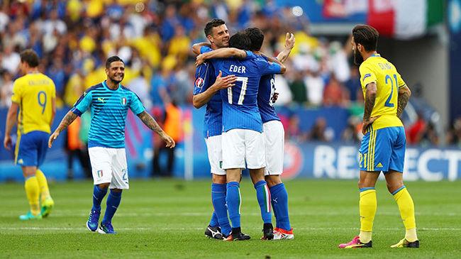 ساعت بازی ایتالیا و سوئد مشخص شد