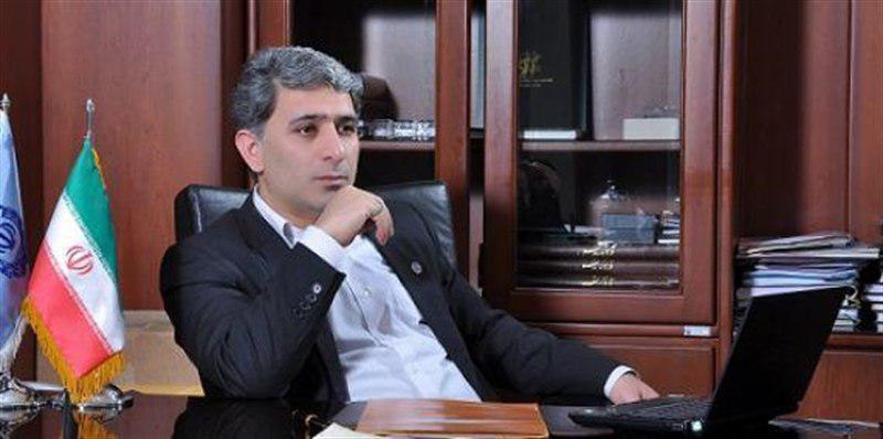 اعلام آمادگی مدیرعامل بانک ملّی ایران برای مشارکت در طرح های توسعه ای استان کردستان