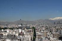 کیفیت هوای تهران در 1 شهریور 98 سالم است