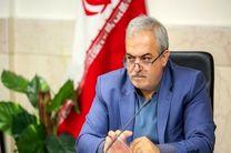 پروژه تقاطع بزرگ نصف جهان بخشی از حلقه حفاظتی شهر اصفهان است