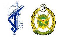سپاه پاسداران دژ مستحکمی در عرصههای جنگ سخت و جنگ نرم است