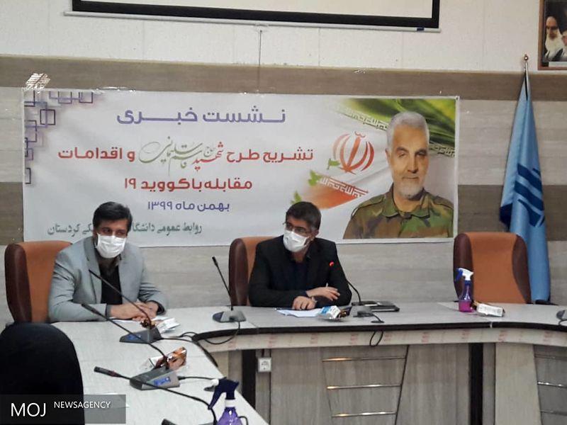 ۴۵۹ هزار نفر تحت پوشش طرح شهید سلیمانی هستند