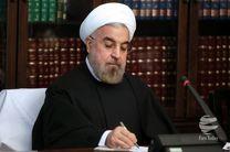 رئیس جمهور درگذشت مادر شهیدان سبکتکین را تسلیت گفت
